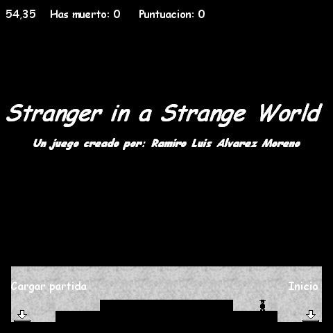 Stranger In a Strange World