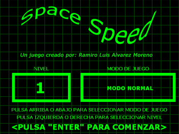 Space Speed
