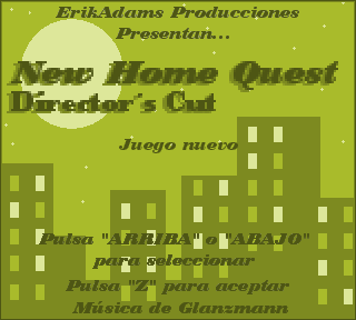 New Home Quest - Director´s Cut
